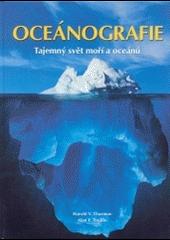 Oceánografie obálka knihy
