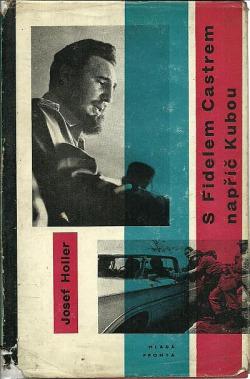S Fidelem Castrem napříč Kubou obálka knihy