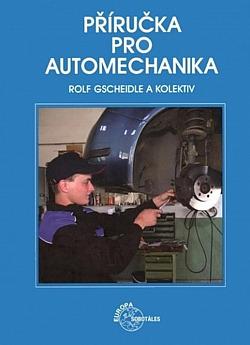 Příručka pro automechanika obálka knihy