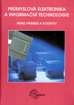 Průmyslová elektronika a informační technologie obálka knihy