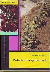 Podnože ovocných stromů obálka knihy