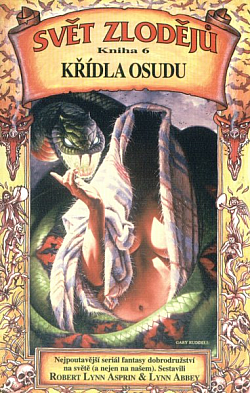 Křídla osudu obálka knihy