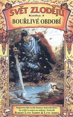Bouřlivé období obálka knihy