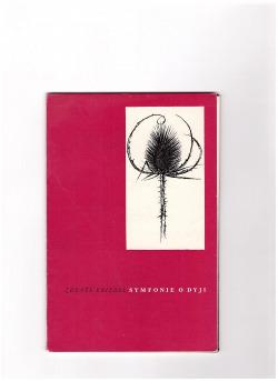 Symfonie o Dyji obálka knihy