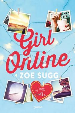 Girl Online obálka knihy
