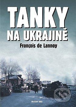 Tanky na Ukrajině obálka knihy