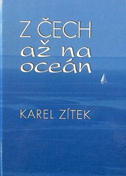 Z Čech až na oceán obálka knihy
