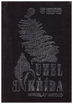Uhel a křída obálka knihy