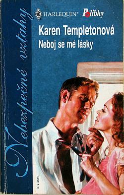 Neboj se mé lásky obálka knihy