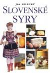 Slovenské syry obálka knihy