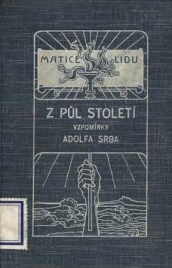 Z půl století obálka knihy