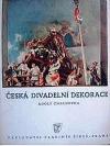 Česká divadelní dekorace