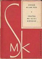 Vražda na ulici Morgue obálka knihy
