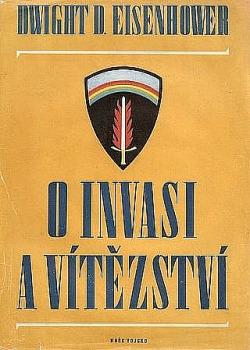 O invasi a vítězství obálka knihy