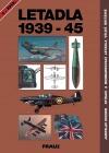 Letadla 1939-45: Stíhací a bombardovací letadla Velké Británie 1. díl