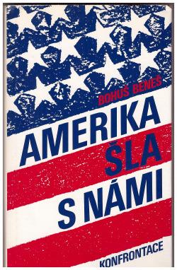 Amerika šla s námi obálka knihy