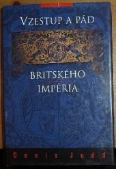 Impérium: britská imperiální zkušenost od roku 1765 do současnosti obálka knihy
