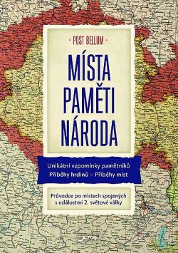 Místa Paměti národa obálka knihy