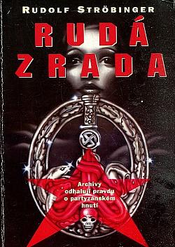 Rudá zrada obálka knihy