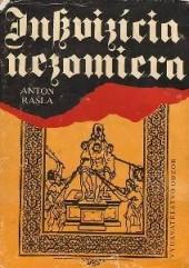 Inkvizícia nezomiera obálka knihy
