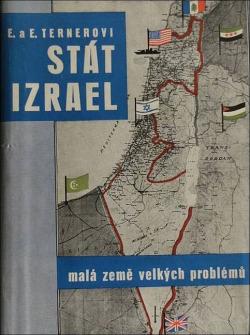 Stát Izrael - malá země velkých problémů obálka knihy