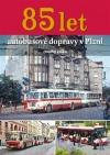 85 let autobusové dopravy v Plzni