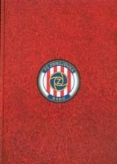 Sto let fotbalového klubu FC Zbrojovka Brno obálka knihy