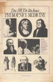 Průkopníci medicíny obálka knihy