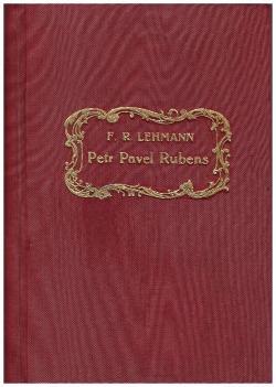 Petr Pavel Rubens obálka knihy