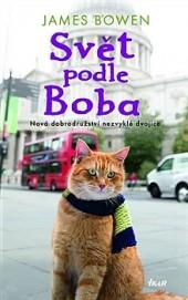 Svět podle Boba obálka knihy