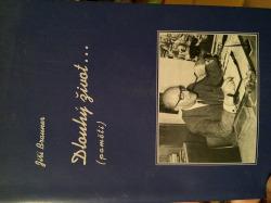 Dlouhý život  - paměti obálka knihy