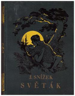 Světák obálka knihy