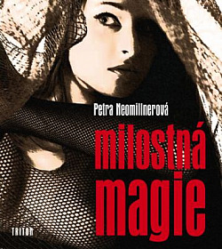 Milostná magie obálka knihy
