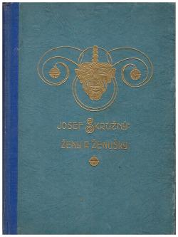Ženy a ženušky obálka knihy