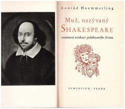 Muž, nazývaný Shakespeare