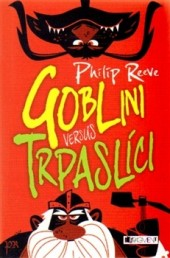 Goblini versus trpaslíci obálka knihy