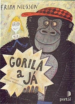 Gorila a já obálka knihy