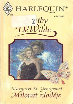 Milovat zloděje obálka knihy