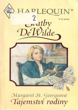 Tajemství rodiny obálka knihy