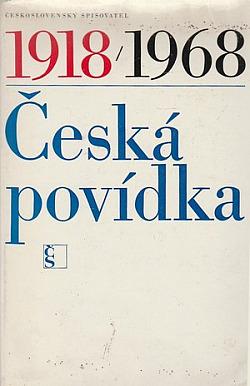 Česká povídka 1918/1968 obálka knihy