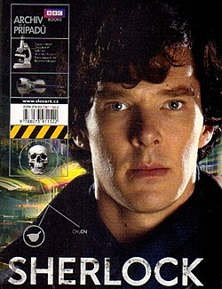 Sherlock obálka knihy