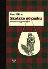 Skotsko po česku obálka knihy
