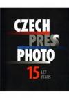 Czech Press Photo 15 let/Years obálka knihy