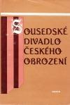 Sousedské divadlo českého obrození