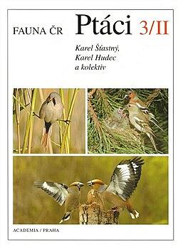 Fauna ČR. Ptáci 3/II