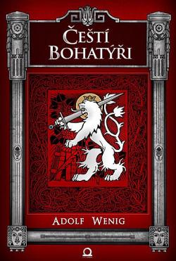 Čeští bohatýři obálka knihy