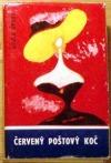 Červený poštový koč