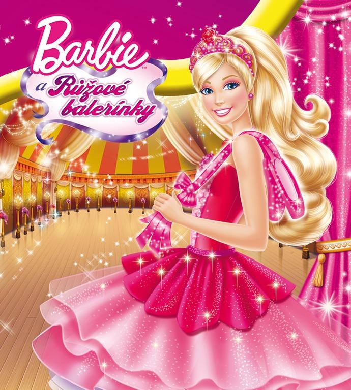 efc35aae7e0 Barbie a Růžové balerínky - neznámý