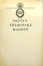 Prsten Třeboňské madoně