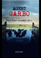 Agent Garbo obálka knihy